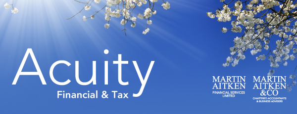 Acuity: Financial & Tax Spring 2019
